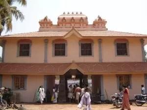 Bappanaadu Durgaparameshwari Temple Mulki