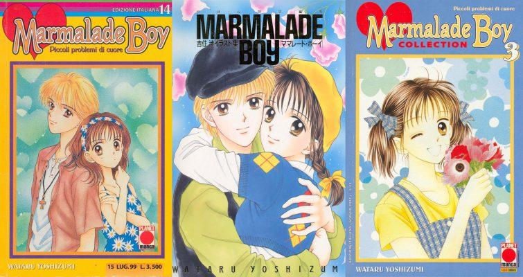 Marmalade Boy: un amore dolce come la marmellata