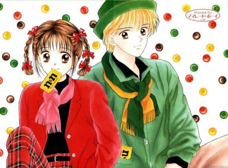 Marmalade Boy Miki e Yu
