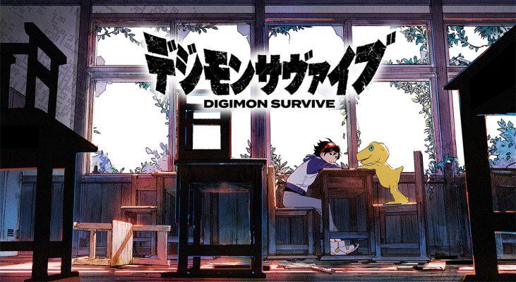 Annunciato Digimon Survive per PC, PS4 e Nintendo Switch