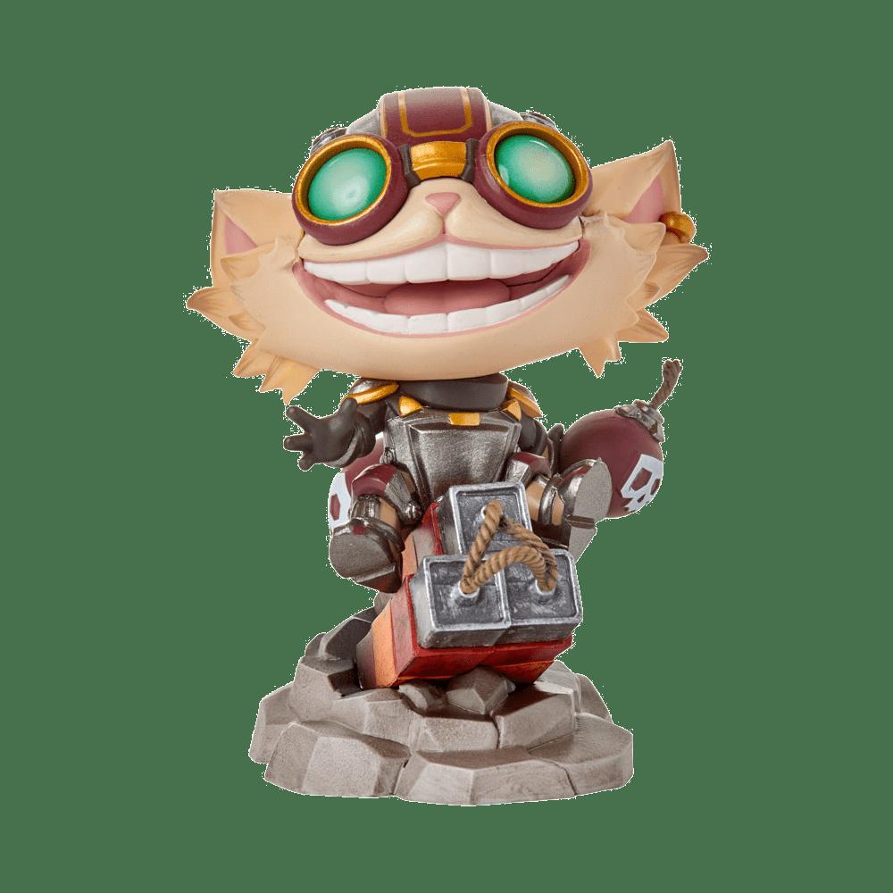 Recensione Mini Figure di Ziggs da League of Legends
