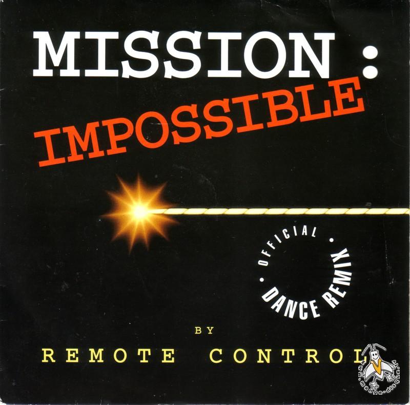 Disque Sries TV Et Dessins Anims Mission Impossible By