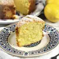 Nonna's Sponge Cake