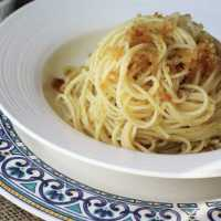 Pasta ca' Muddica (Pasta with Breadcrumbs)
