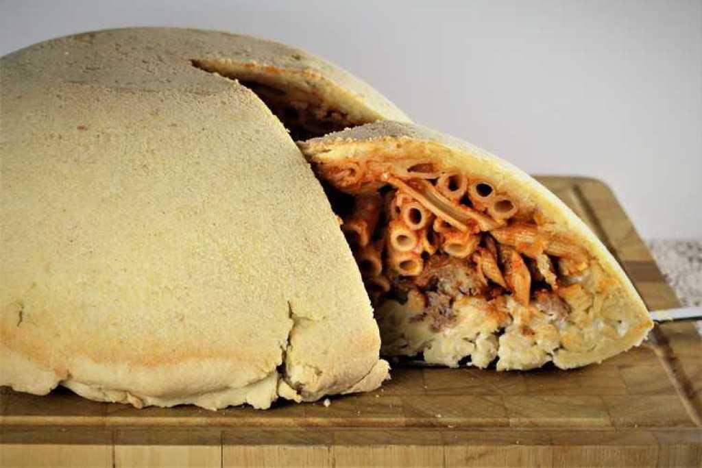 Timpano di Pasta