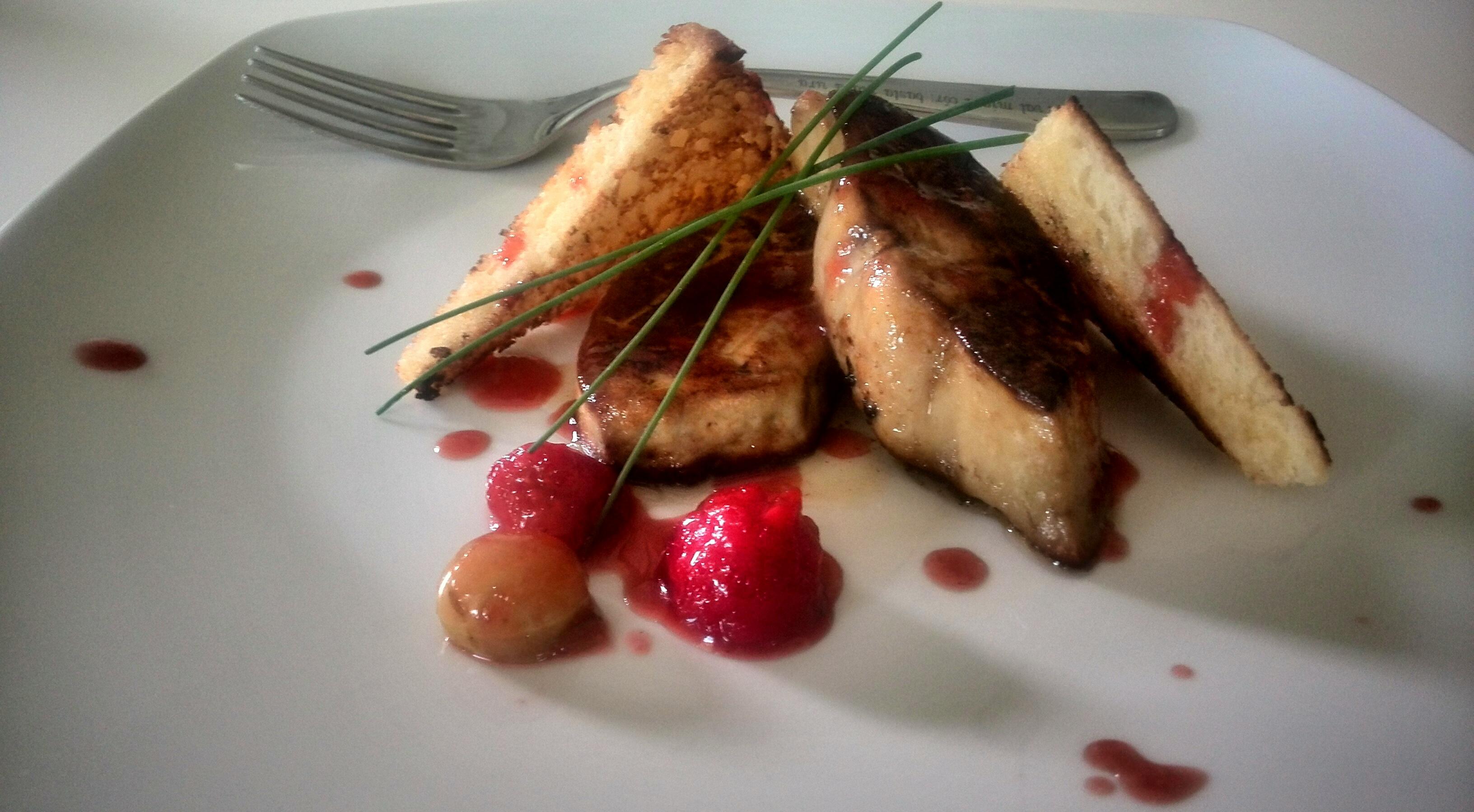 ricetta foie gras