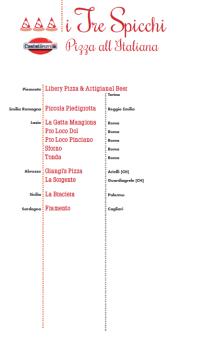 Pizzerie d'Italia Gambero Rosso 2018