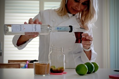 ricetta pappa al pomodoro con cocktail