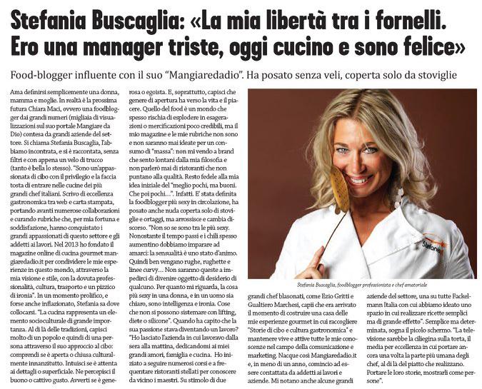 Stefania Buscagia - media