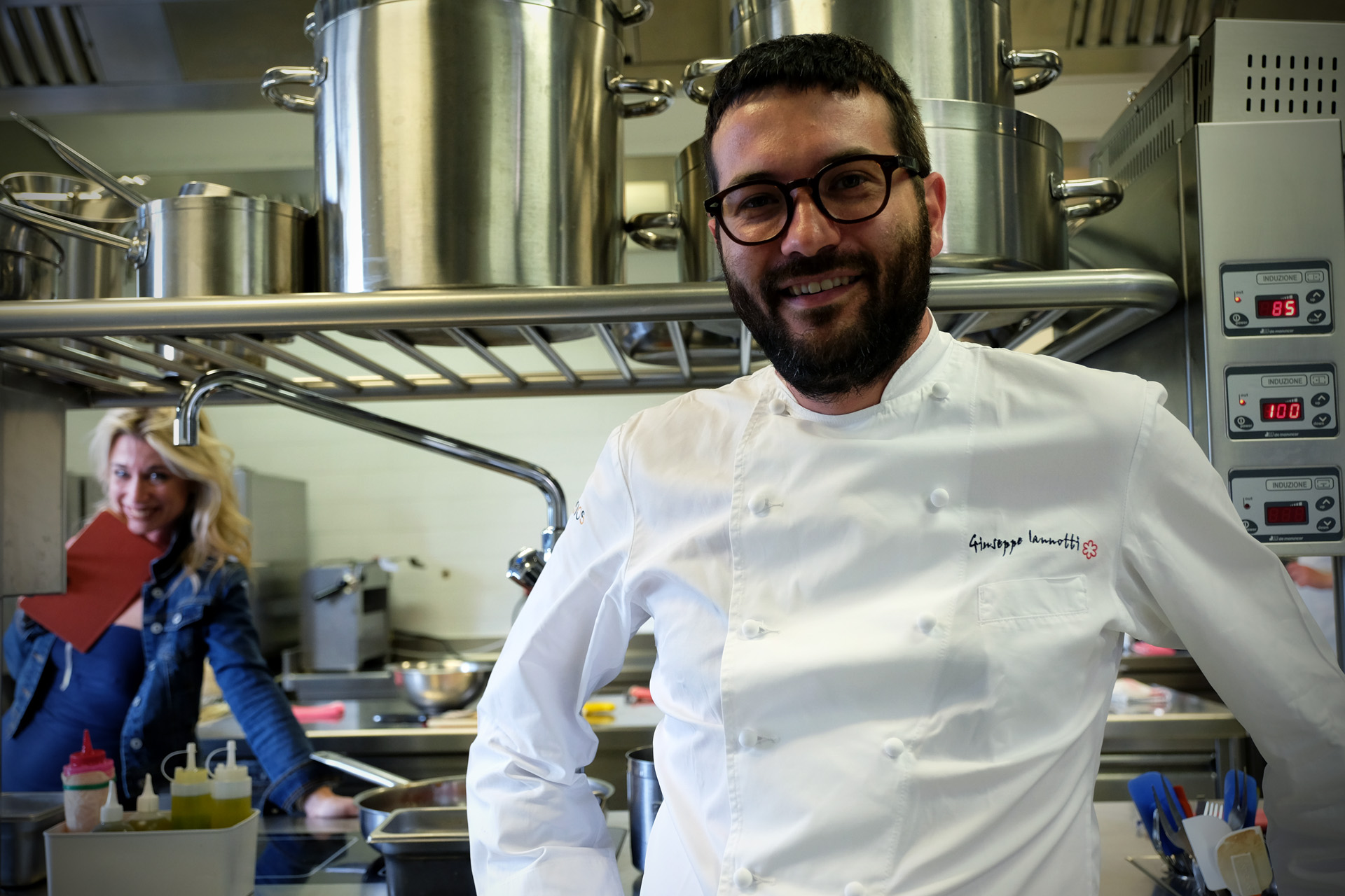 intervista chef stellato