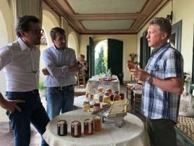 Cerveni e Gritti alla scopeta dei Sapori del Vescovado-2 luglio 2018_6