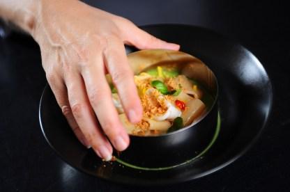 ricetta calamarata bianca