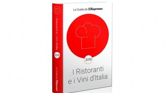 Guida ai Ristoranti d'Italia de L'Espresso 2019