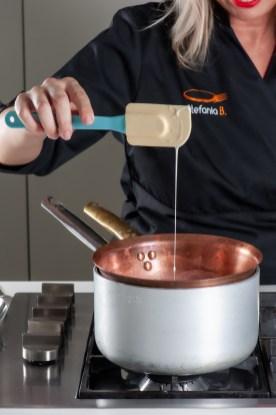 ricetta Cheescake salata e Cocktail al Moscato di Scanzo