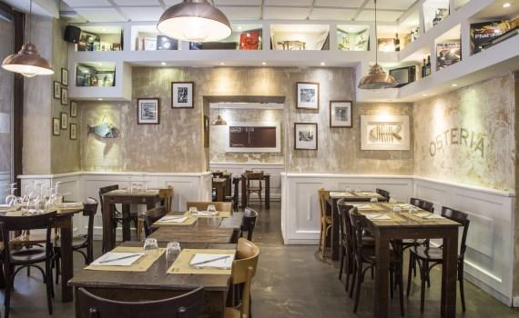 ristorante di pesce roma