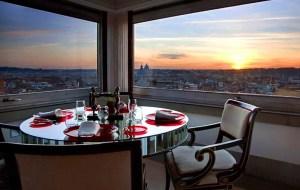 Ristoranti Con Terrazze E Vista Panoramica Dove Mangiare A Roma