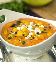 Recipes Mango and Almond Couscous Salad Mangoorg