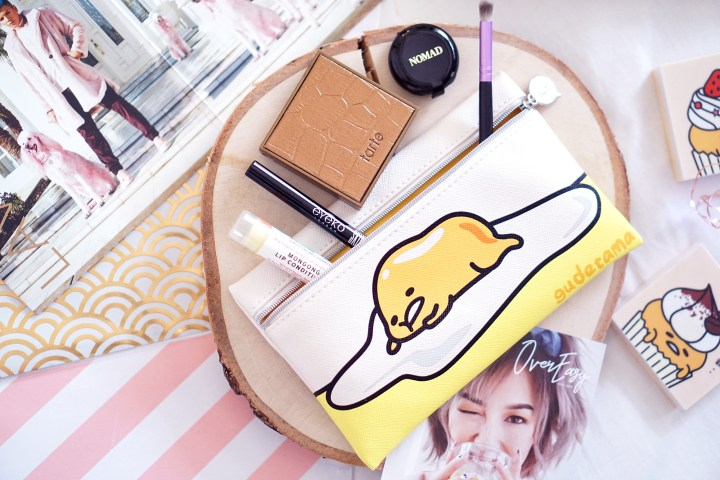 ipsy Glam bag Gudetama