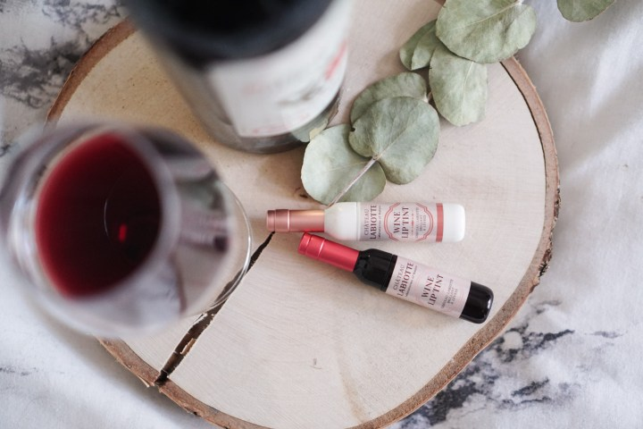 K-beauty Chateau Labiotte Wine Lip Tint vs Wine Lip Tint Velvet !