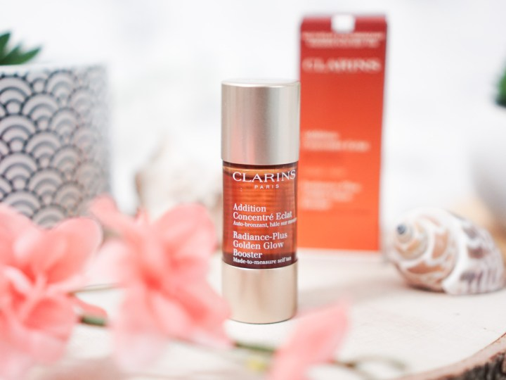 Autobronzant Clarins Addition Concentré Éclat