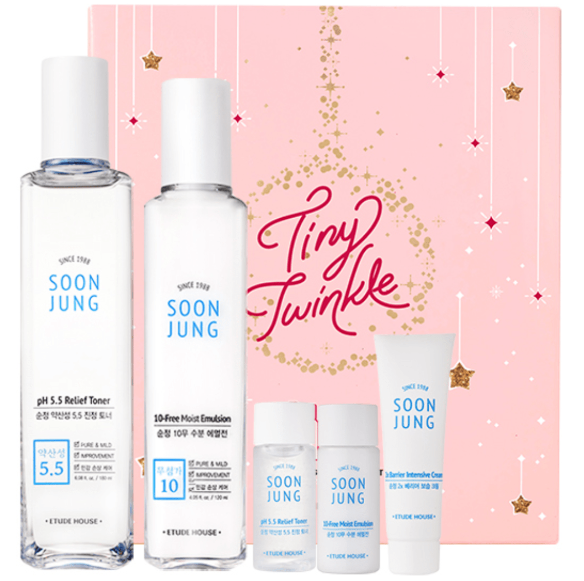 Etude House Tiny Twinkle Sung Joon Set