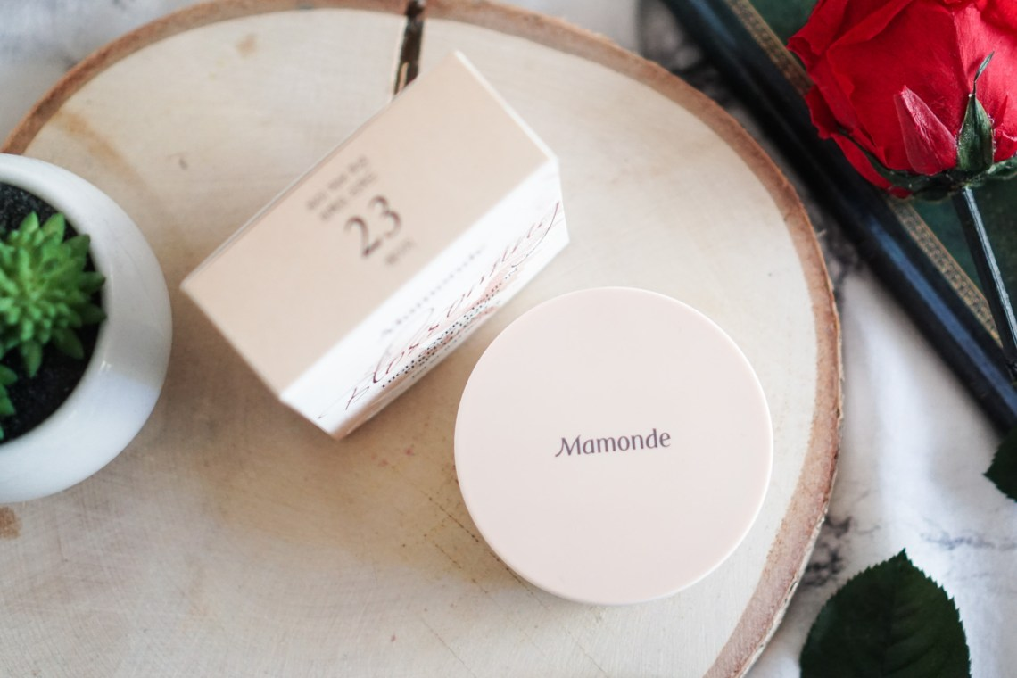 Mamonde High Cover Cushion Perfect Liquid