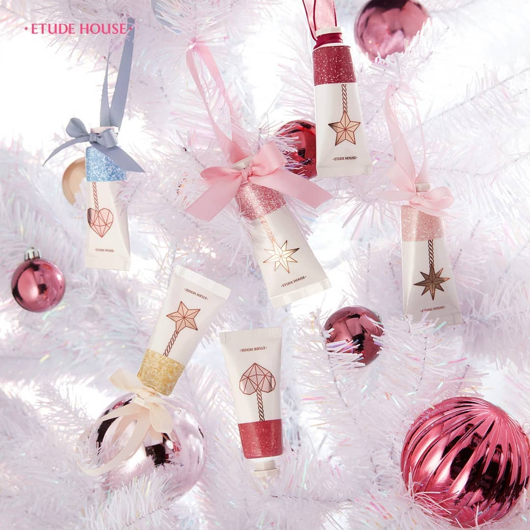 Etude House Tiny Twinkle K-Beauty Christmas 2018 Noel