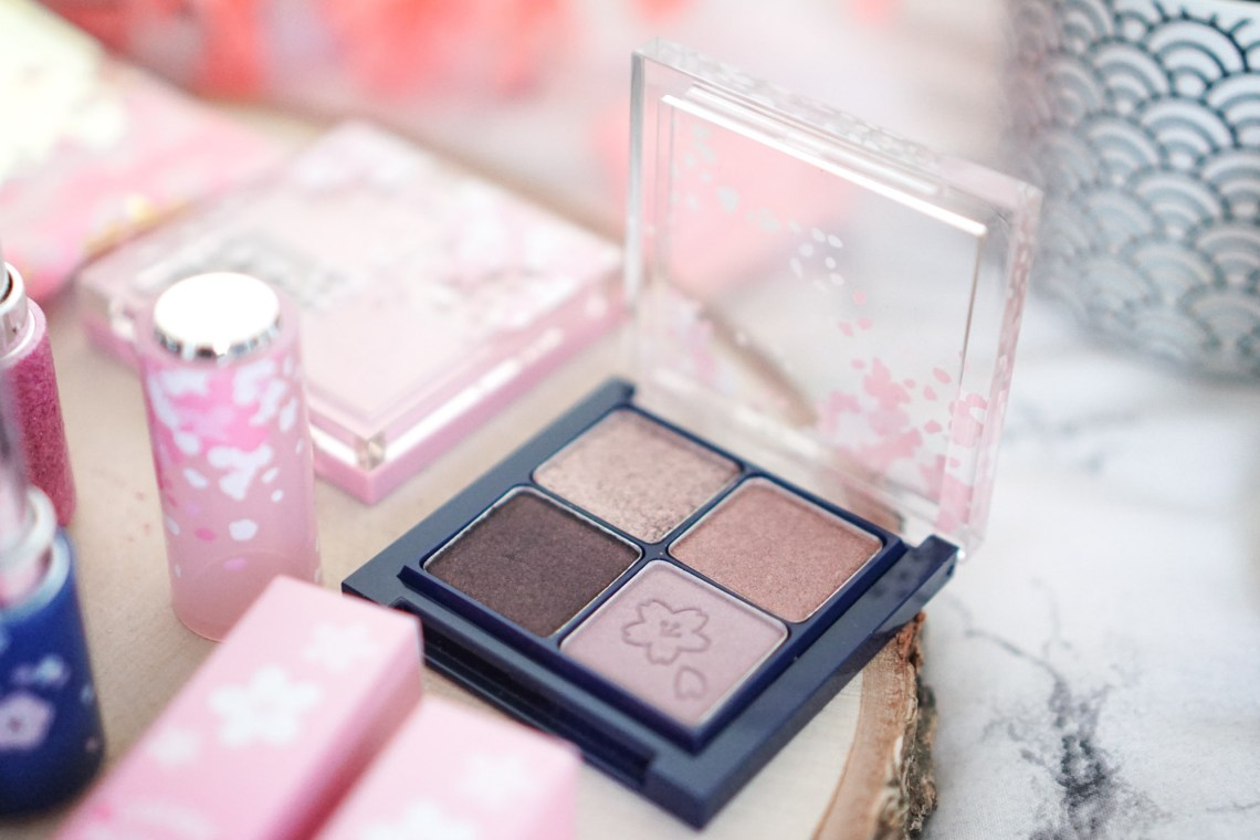 Etude House Cherry Blossom Blend For Eyes Palette