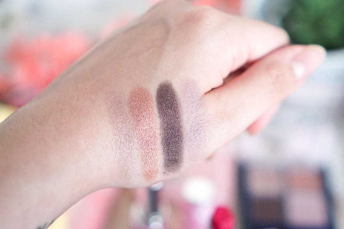 Etude House Cherry Blossom Blend For Eyes Palette swatch