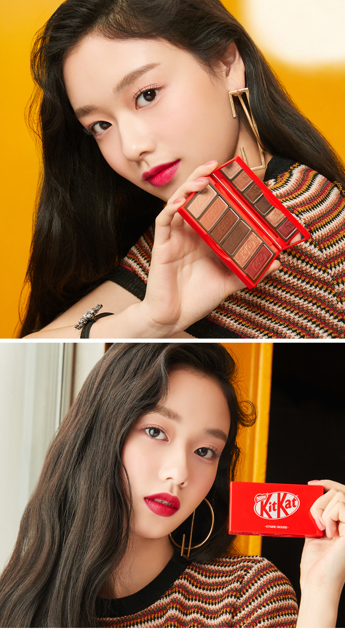 Etude House KitKat Palette Play Color Eyes