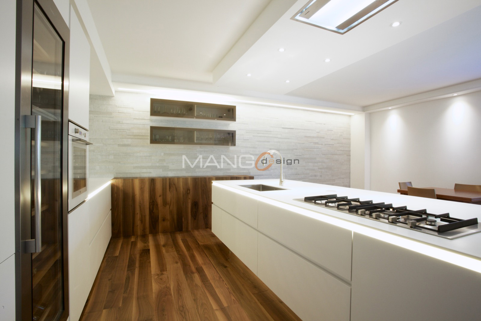 Awesome Cucina In Corian Gallery  Home Interior Ideas