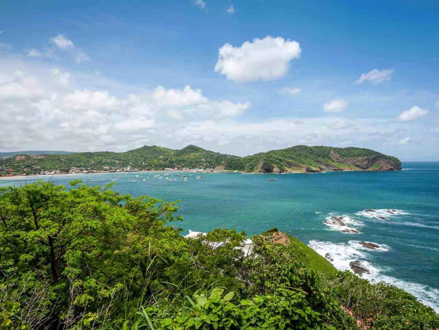 View to San Juan del Sur
