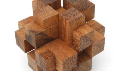 Brain Teaser Wooden Puzzle Solutions Wooden Thing