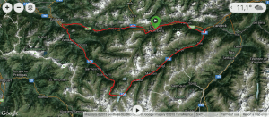 Arlberg - Bielerhöhe