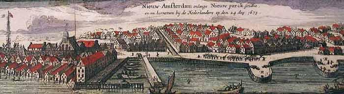 Nederlandse woorden en plaatsnamen in Amerika