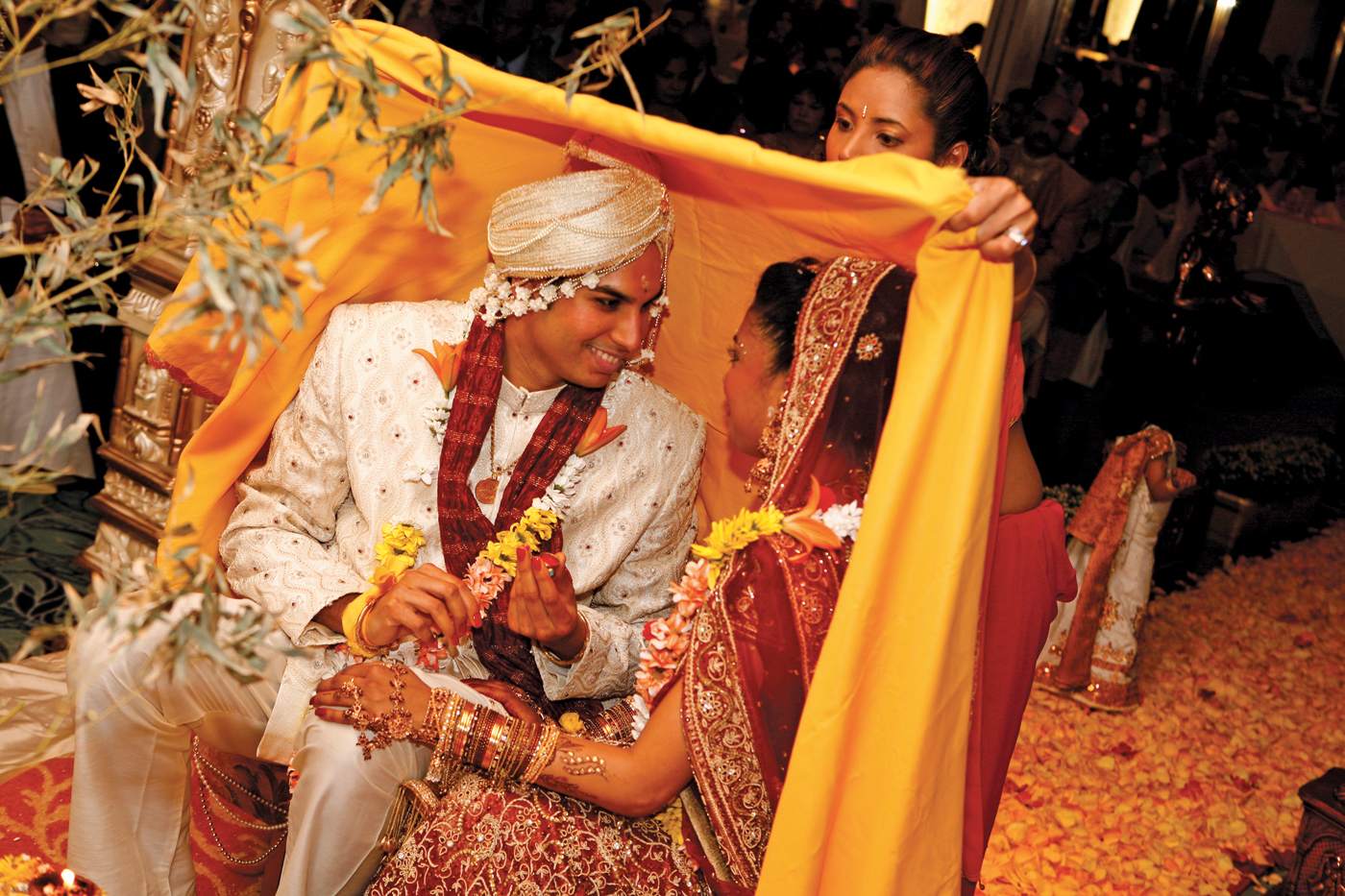 chair dance ritual song acapulco patio indian wedding traditions the