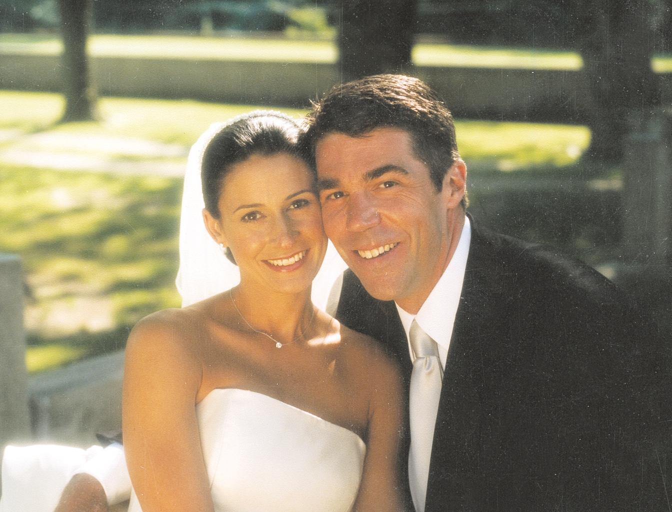 Jennifer Dempster Amp Chris Fowler Real Wedding Oheka In NY