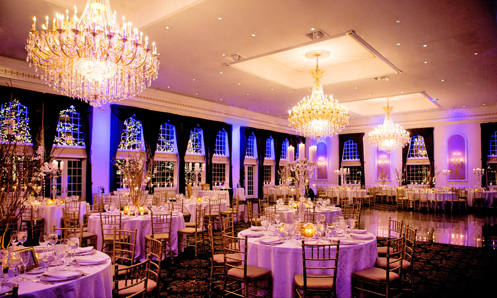 The Estate At Florentine Gardens Wedding Venue In NJ