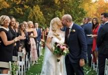 Charlotte & Michael' Wedding Castle Hotel Spa Ny