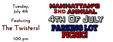 4th of July Picnic at Manhattan's