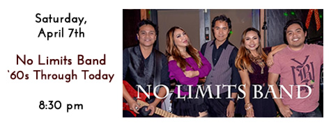 No Limits Band Plays at Manhattan's in Carol Stream