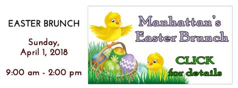 Easter Buffet at Manhattan's