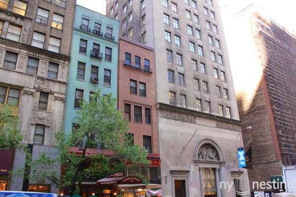 West 57th Street NYC