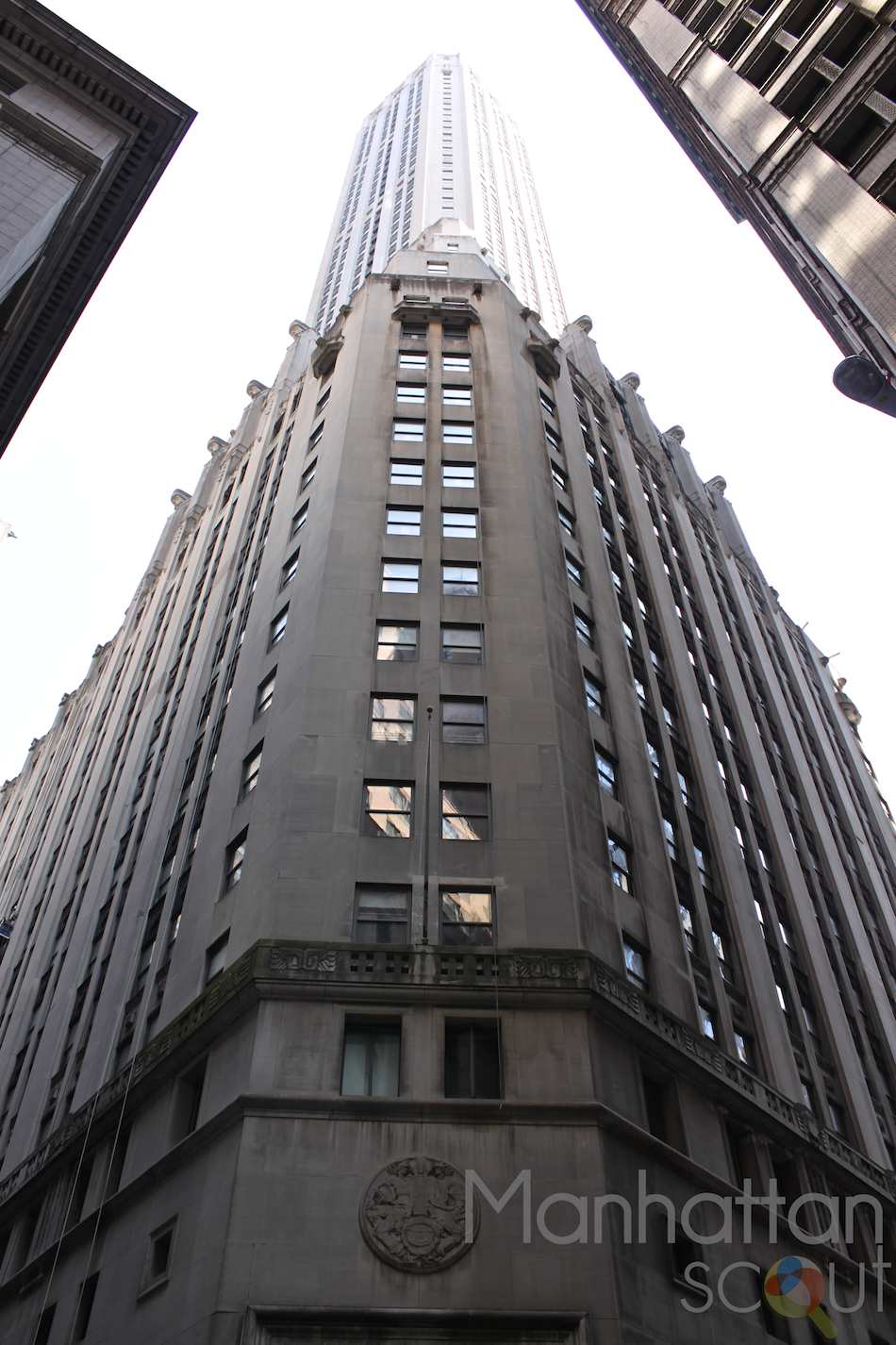 20 Exchange Place in Financial District  Luxury