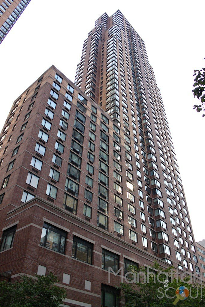 One Columbus Place 400 West 59th St Manhattan Scout