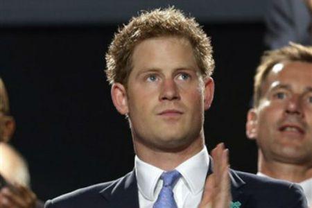 El Príncipe Harry de Inglaterra, pillado desnudo en Las Vegas