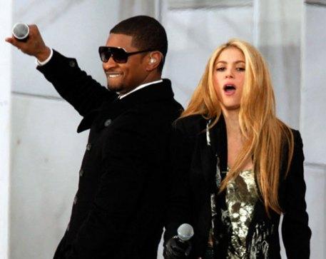 Shakira y Usher sustituirán a Christina y Cee-Lo en 'The Voice'