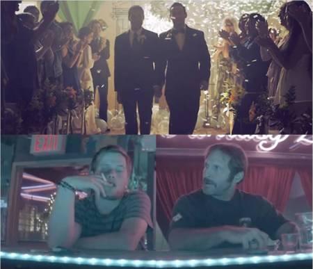 Vídeos musicales para todos los gustos: ¿Sexo violento o amor?