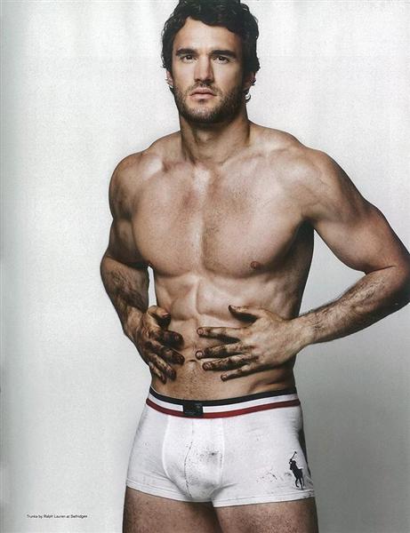 De jugador de Rugby a modelo