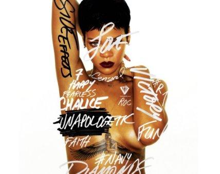 Review canción por canción: 'Unapologetic' de Rihanna